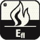 Fire retardant icon - BOMAT | Belgian Luxury Rugs, Carpeted Floors and Stairway Runners