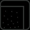 Icoon rechte hoeken - BOMAT | Belgische Luxe Tapijten, Tapijtvloeren en Traplopers