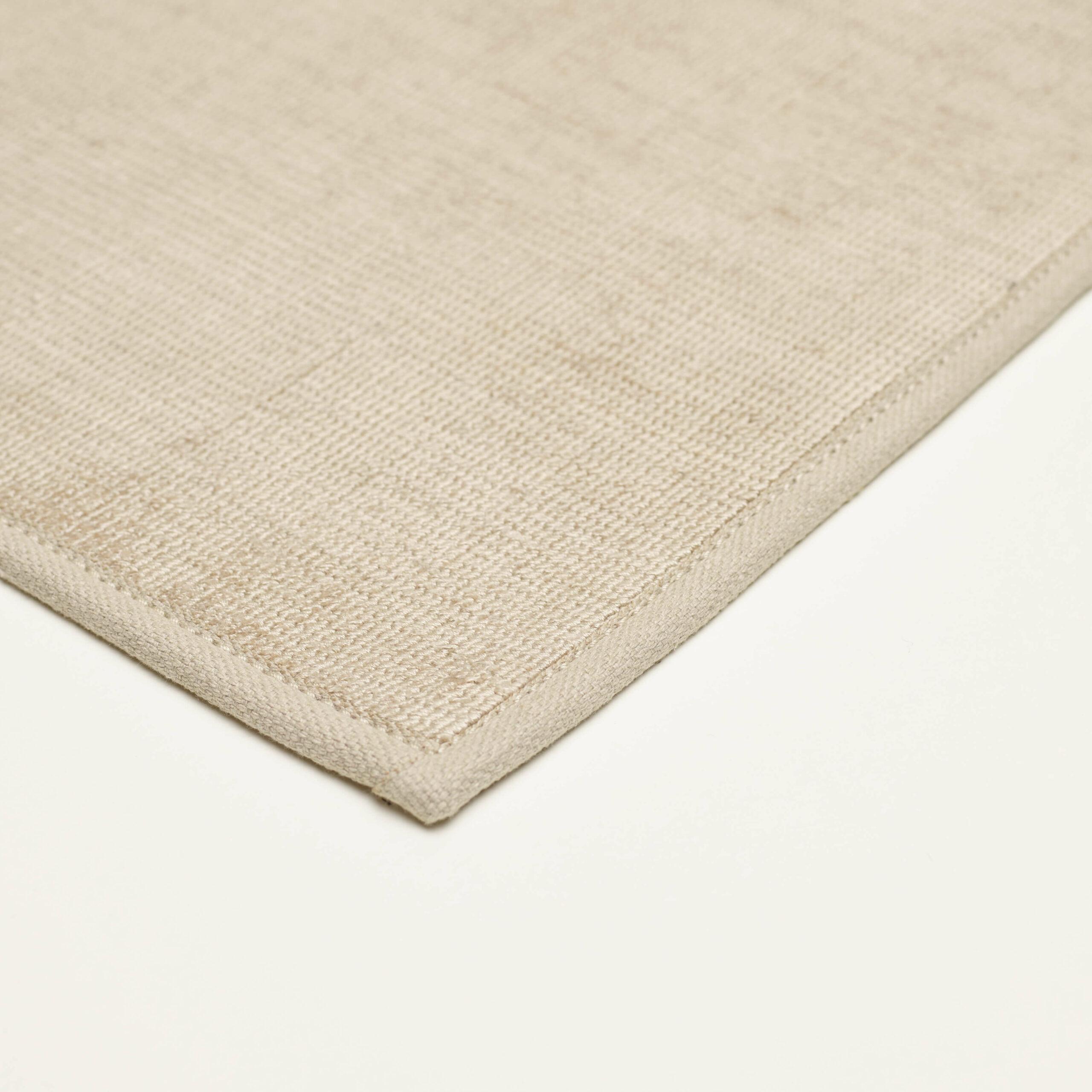 Finition bordure en coton - BOMAT | Tapis de Luxe, Sols en Moquette et Chemins d'Escalier Belges